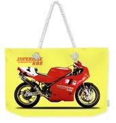 Ducati 888 Weekender Tote Bag