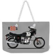 The 1974 R90s Weekender Tote Bag