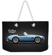 Shelby Cobra 289 1964 Weekender Tote Bag