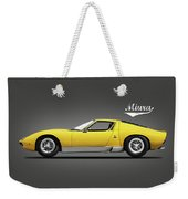 The Miura Sv 1972 Weekender Tote Bag
