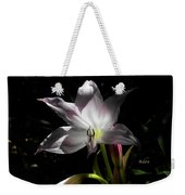 Lovely Lilies Partners Weekender Tote Bag