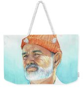 Bill Murray Steve Zissou Life Aquatic Weekender Tote Bag