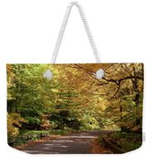 Mountain Road Stowe Vt Weekender Tote Bag