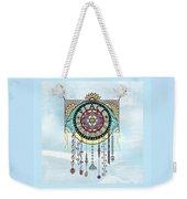 Peace Kite Dangle Illustration Art Weekender Tote Bag