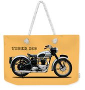 The Tiger 100 1949 Weekender Tote Bag