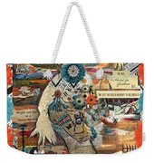 She Was Headed For Greatness Weekender Tote Bag