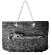 Moncky Wrench Bw Weekender Tote Bag