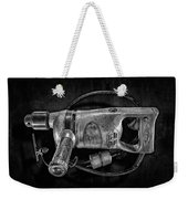 Sioux Drill Motor 1/2 Inch Bw Weekender Tote Bag