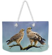 Tawny Eagles Weekender Tote Bag
