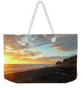 Playa Hermosa Puntarenas Costa Rica - Sunset A One Weekender Tote Bag