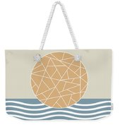 Maybe The Sea Weekender Tote Bag