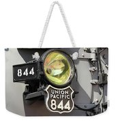 Up 844 Bell And Headlights Weekender Tote Bag