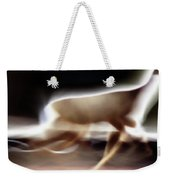 Running Doe Weekender Tote Bag