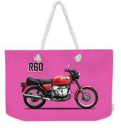 The R60 1978 Weekender Tote Bag
