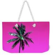 Palm Tree Puerto Rico Weekender Tote Bag