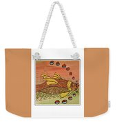 Bobbers For Lunch Weekender Tote Bag
