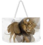 Lion Lion Lion Weekender Tote Bag