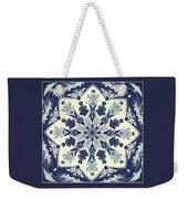 Deconstructed Sea Mandala Weekender Tote Bag