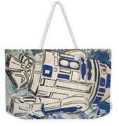 R2d2'd Weekender Tote Bag