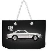 The Ferrari 330 Gtc Weekender Tote Bag