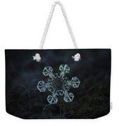 Real Snowflake - Ice Crown New Weekender Tote Bag