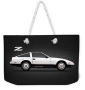 The 300 Zx Weekender Tote Bag