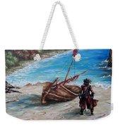 Treasure Bay Weekender Tote Bag