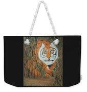 Roaring Tiger James Weekender Tote Bag