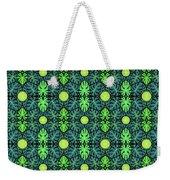 Monstera Leaves Pattern Weekender Tote Bag