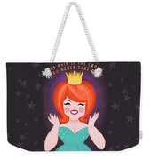 Red Hair Is The Crown You Never Take Off Weekender Tote Bag