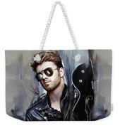 George Michael Singer Weekender Tote Bag