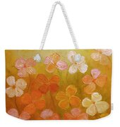 Golden Offspring Weekender Tote Bag