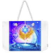 Heart Of The Galaxy Weekender Tote Bag