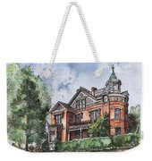Armstrong Mansion Weekender Tote Bag