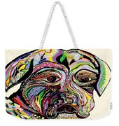 Colorful Boxer Weekender Tote Bag