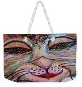 Funky Feline  Weekender Tote Bag