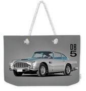 Aston Martin Db5 Weekender Tote Bag