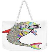 Dolphin - The Devil's In The Details Weekender Tote Bag