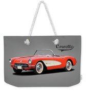 Chevrolet Corvette Weekender Tote Bag