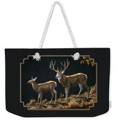 Mule Deer Ridge Weekender Tote Bag