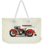 Old Indians Never Die Weekender Tote Bag