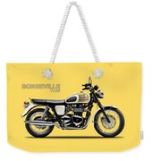 The Bonneville T100 Weekender Tote Bag