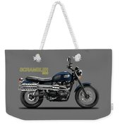 Triumph Scrambler 900 Weekender Tote Bag