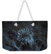 Snowflake Photo - The Core Weekender Tote Bag