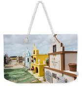 Aruba Cemetery Weekender Tote Bag