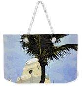 Aruba Palm Weekender Tote Bag