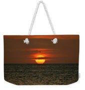Arubian Sunset Weekender Tote Bag