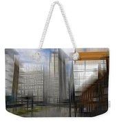 Arundel Gate Sheffield Weekender Tote Bag