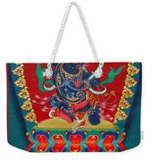 Arya Achala - Immovable One - Center Image Weekender Tote Bag