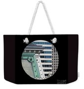 As A Bird Sees Philly Weekender Tote Bag